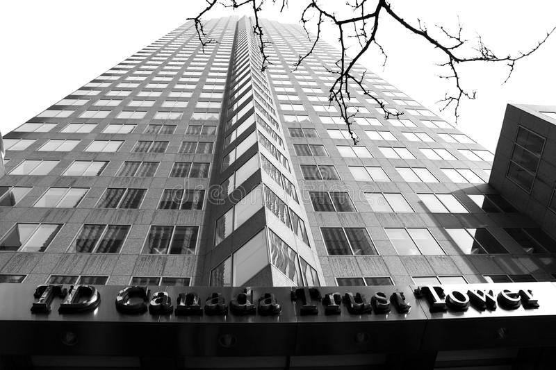 Download Canada Trust Tower Editorial Image - Image: 17760060