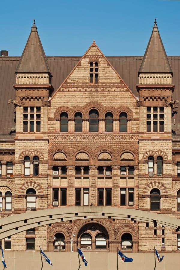 canada urząd miasta stary Ontario Toronto obraz stock
