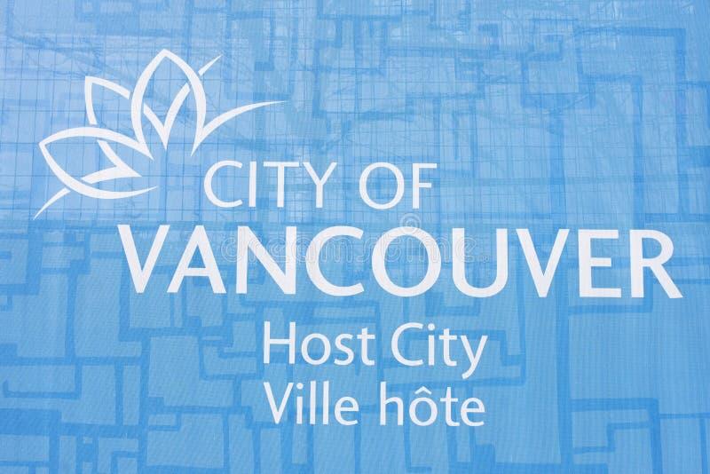 canada Vancouver fotografia stock