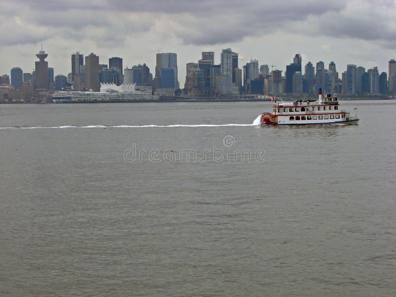 Canada Vancouver p. n. e. zdjęcia royalty free