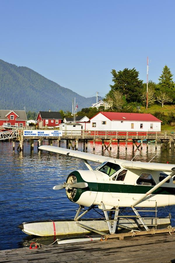 canada wyspy samolotu denny tofino Vancouver obrazy royalty free
