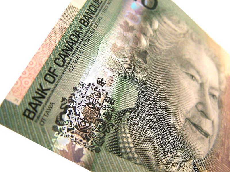 Download Canadian 20 stock image. Image of elizabeth, money, queen - 84681