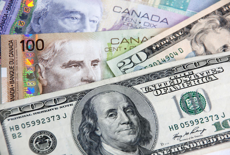 Image result for Canadian Dollar to US Dollar