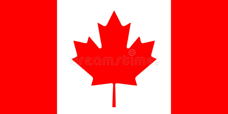 Canadian Flag. Flag of Canada