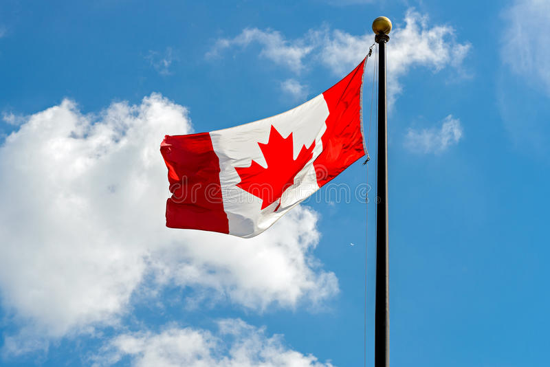 Download Canadian Flag Royalty Free Stock Photography - Image: 26456967