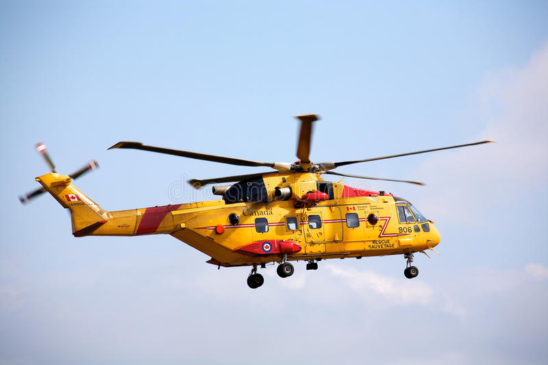 Download Canadian Forces Rescue Helicopter Editorial Stock Image - Image: 20732829