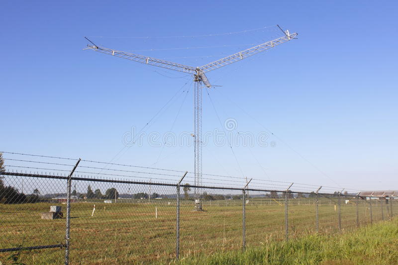 Download Canadian Military Surveillance Tower Stock Photo - Image: 26517986