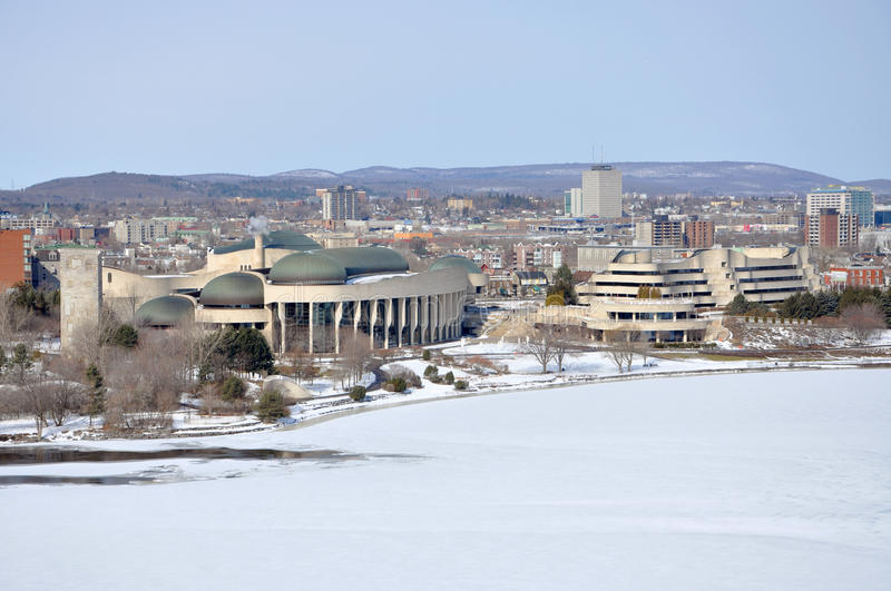 Download Canadian Museum Of Civilization, Gatineau, Quebec Stock Photo - Image: 24219862