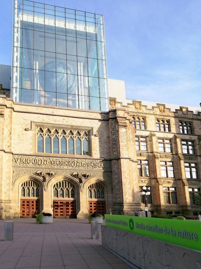 Canadian Museum Of Nature royalty free stock photography