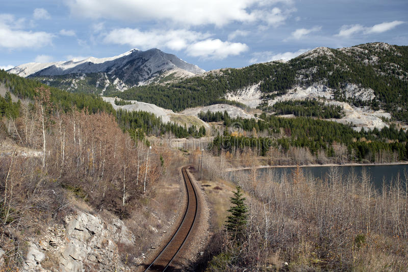 Canadian Rockies στοκ εικόνες
