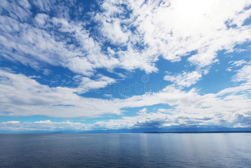 Canadian seascape stock photos