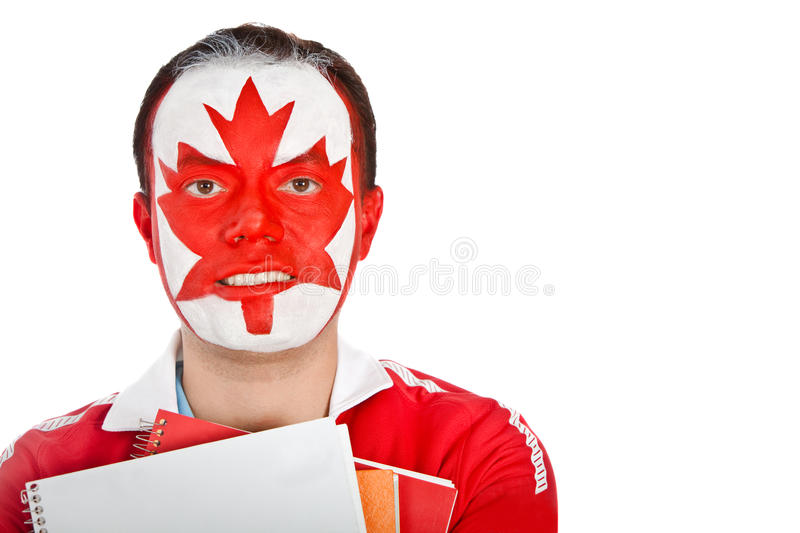 Download Canadian student stock image. Image of canadian, english - 21023427