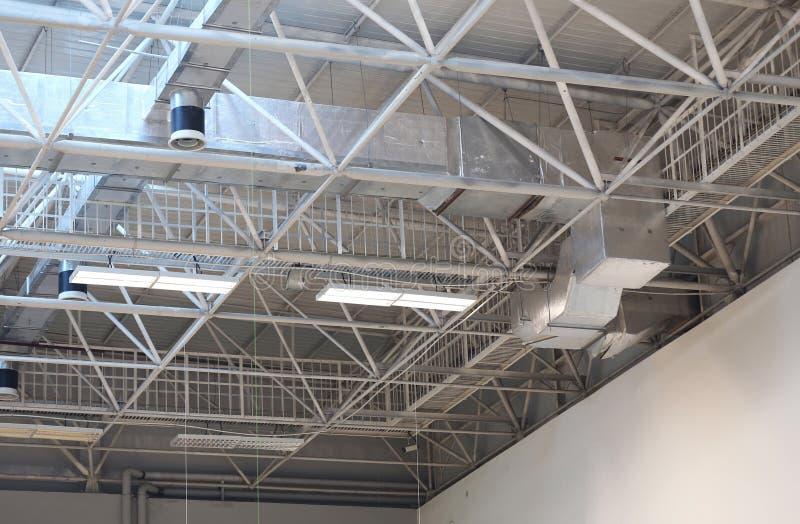 Canais de ventilação fotos de stock