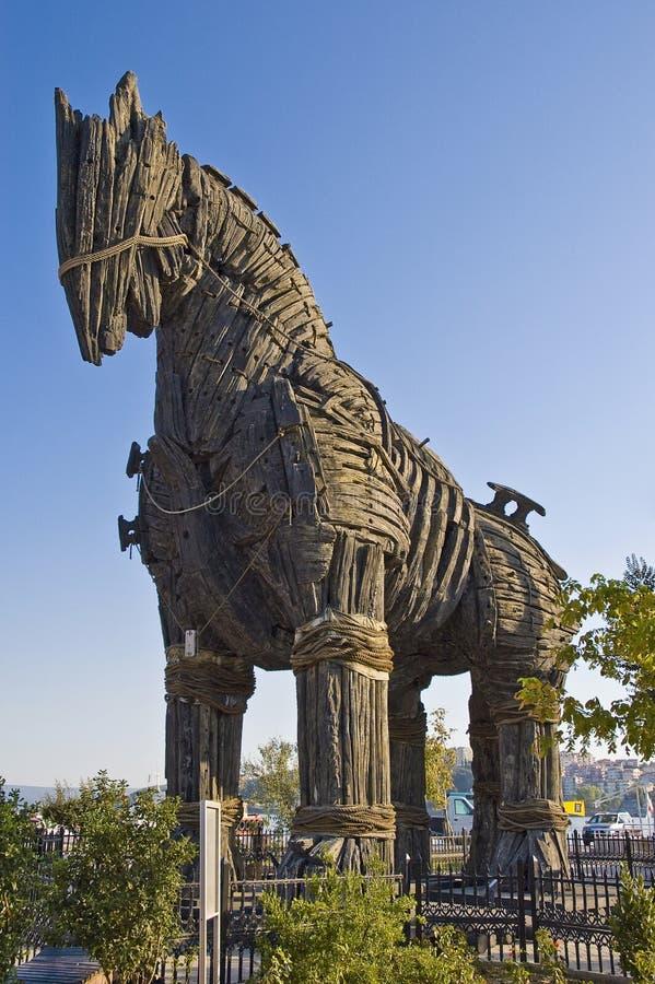 Canakkale, die Türkei stockfoto