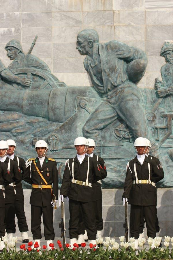 Canakkale Martyrs le mémorial images libres de droits