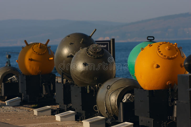 Canakkale Military Museum royalty free stock image