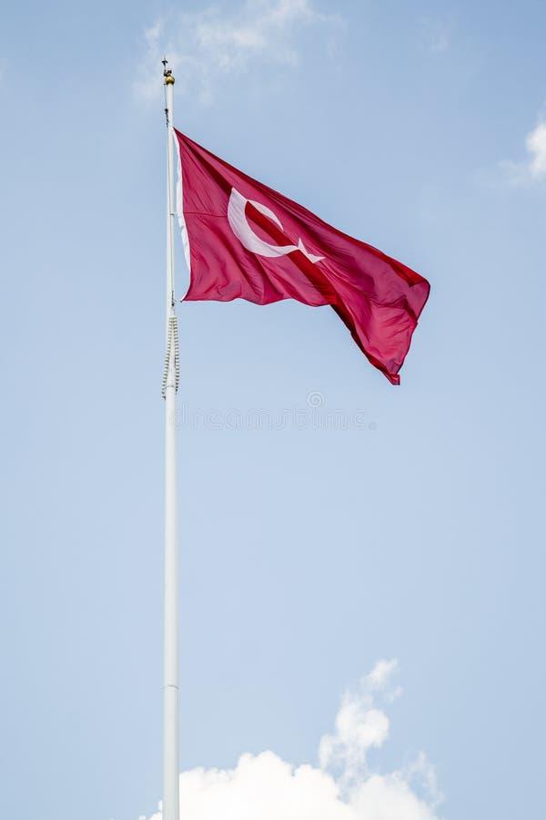 CANAKKALE, TURQUÍA - 7 DE MAYO DE 2016: La 57.a infantería turca Regim imagenes de archivo