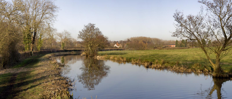 Download Canal photo stock. Image du stratford, campagne, waterways - 4350510