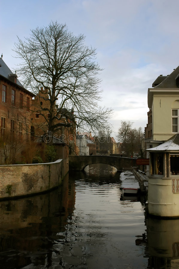 Canal image stock