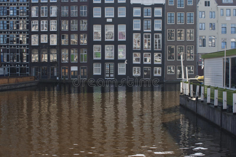 Download Canal of Amsterdam stock photo. Image of architecture - 29642516