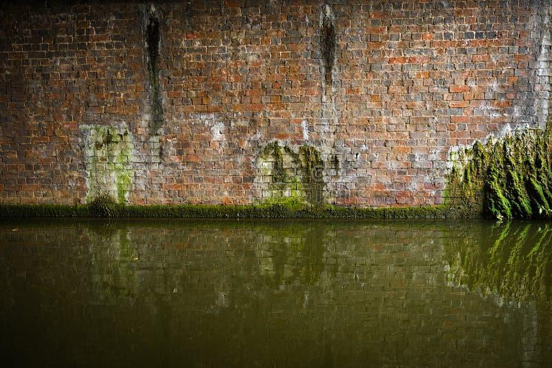 Canal da água imagem de stock royalty free