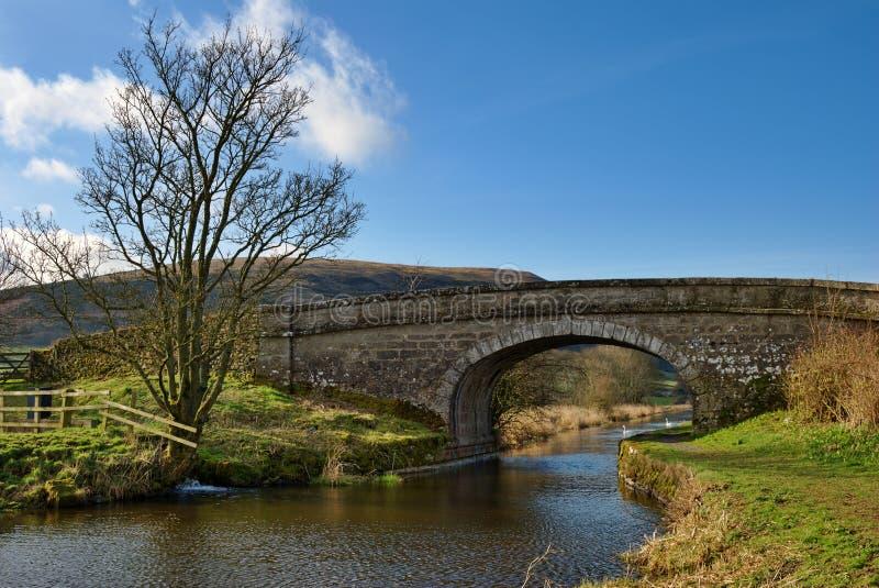 Canal de Lancaster imagens de stock royalty free