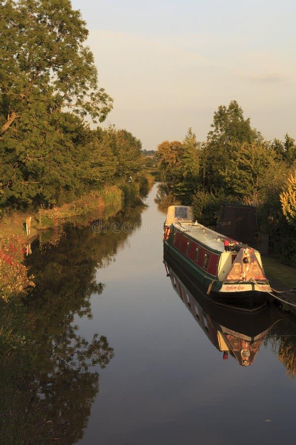 Canal de Llangollen fotografia de stock royalty free