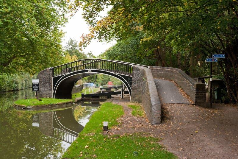 Canal de Oxford fotos de stock royalty free