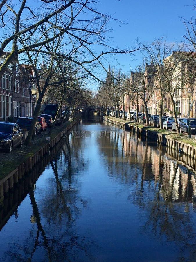 Canal del queso Edam, Amsterdam imagenes de archivo
