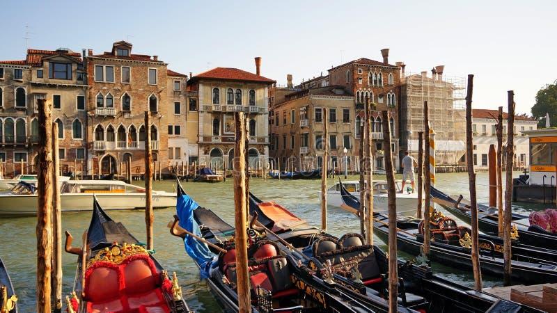 Download Canal Grand à Venise Italie Photo stock - Image du landmark, europe: 77157354