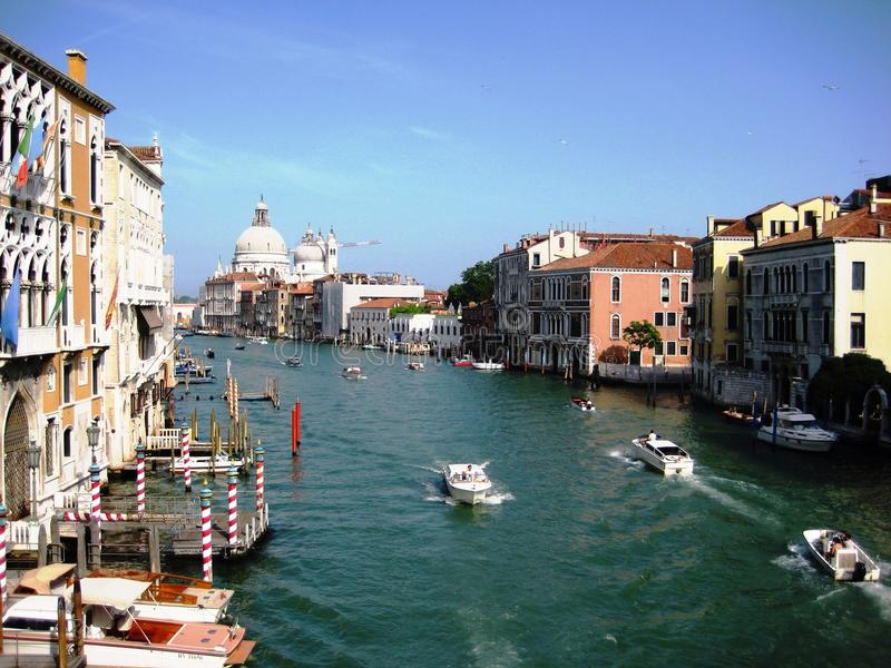 Download Canal grand image stock. Image du cityscape, grand, gondolier - 45355197