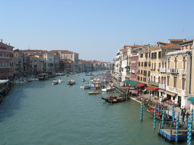 Canal grand, Venise, Italie photo stock