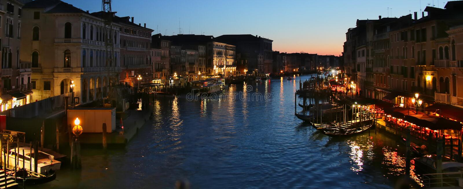 Canal Grande royalty free stock photos