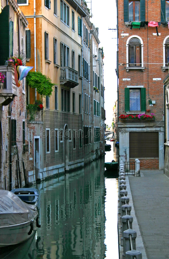 Free Canal In Venice Royalty Free Stock Images - 682319