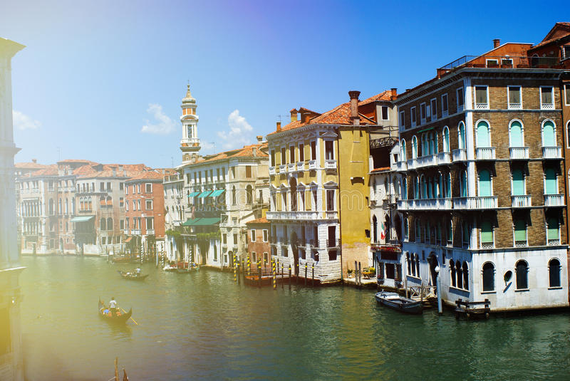 canal Italie Venise images stock