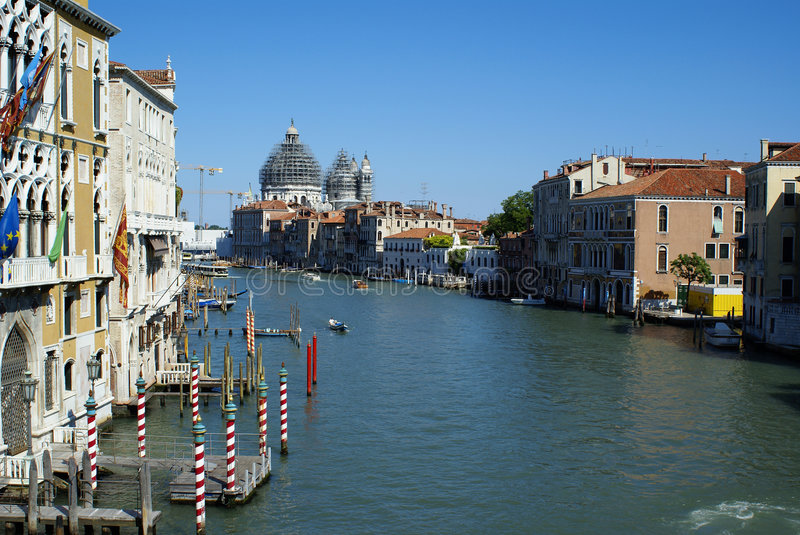 canal Italie Venise photographie stock