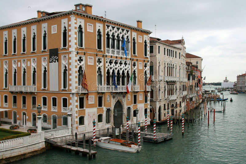 Download A canal of Venice Italy stock image. Image of venezia - 4281625