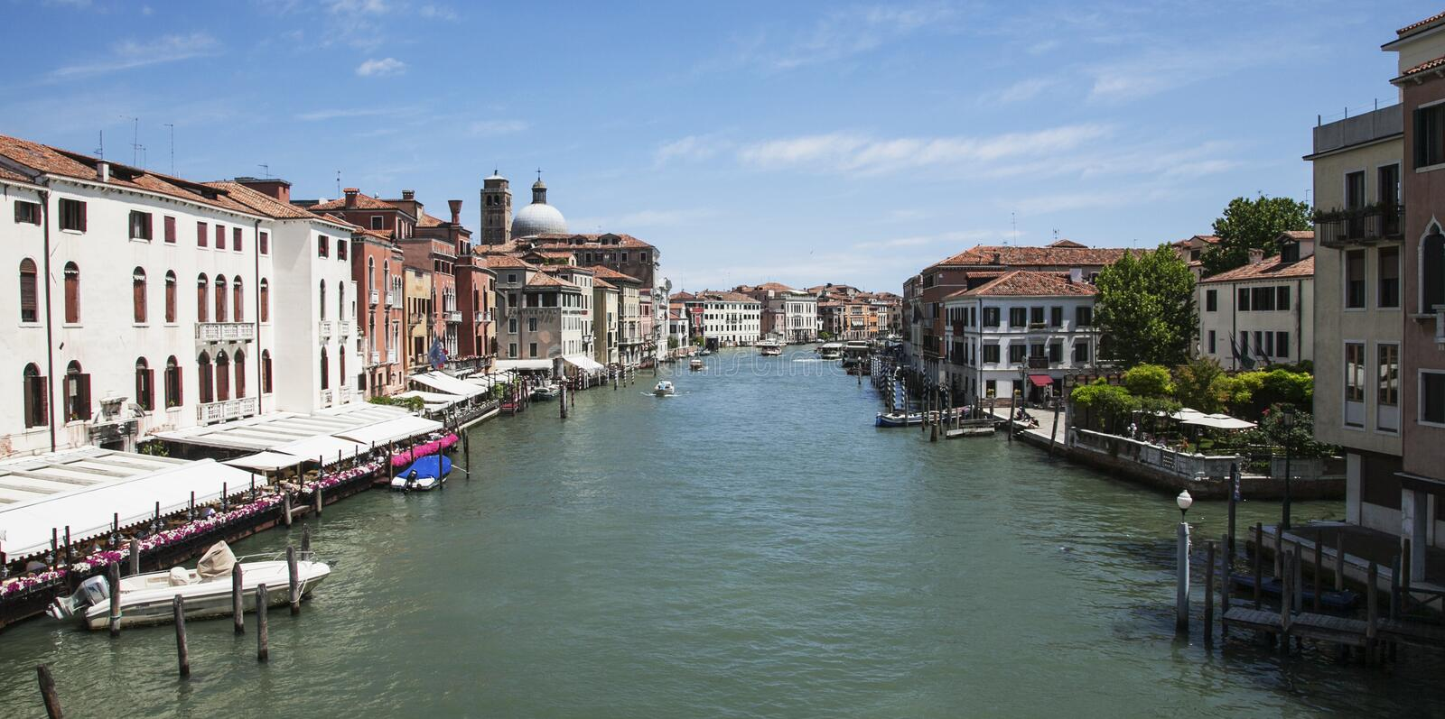 Canal, Venice, Italy. royalty free stock photos