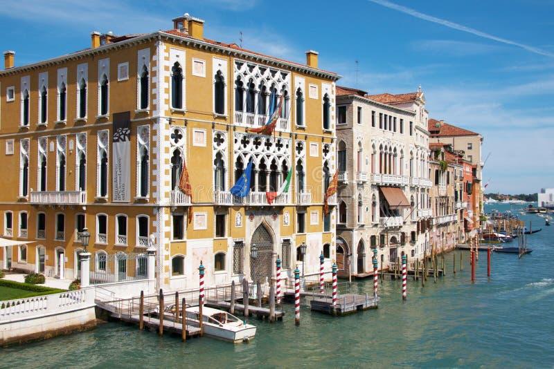 canal Venise grande image libre de droits