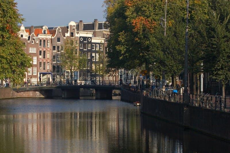 Download Canale Di Amsterdam Nel Tempo Di Autunno Immagine Stock - Immagine di stagione, amsterdam: 3132581