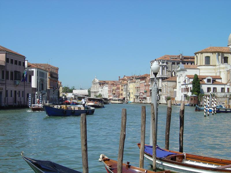 Canale Grande Free Stock Image