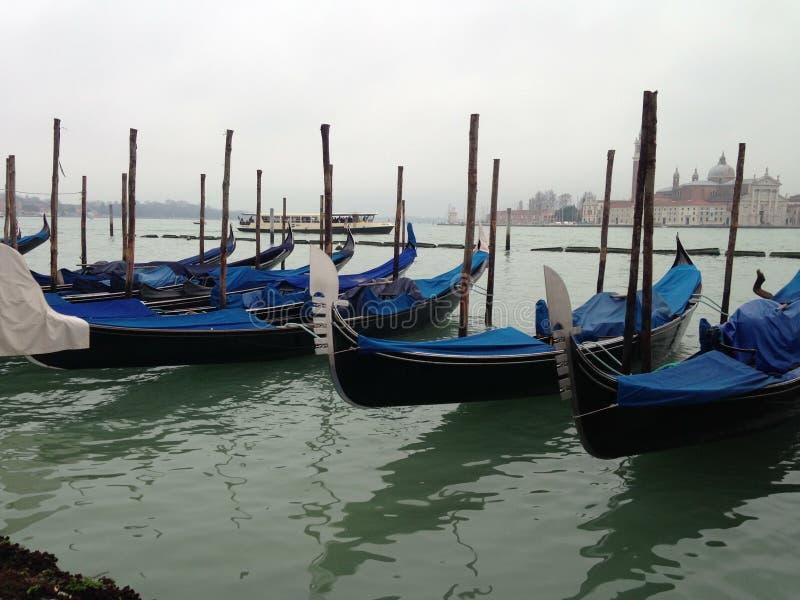 Canaleta em Veneza imagem de stock