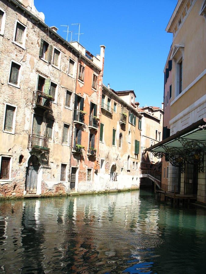 Canaletto em Veneza imagem de stock royalty free