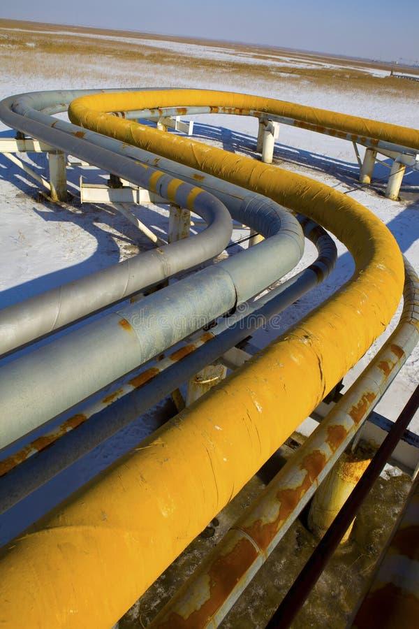 Canalisation photo stock