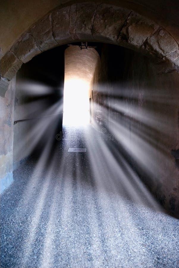 Canalisation souterraine photo libre de droits