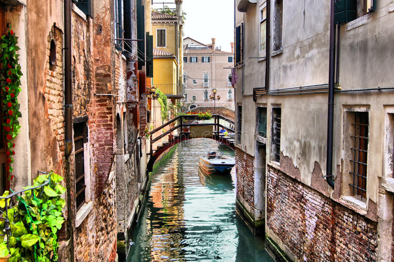 Download Canals of Venice stock photo. Image of historic, landmark - 24976888