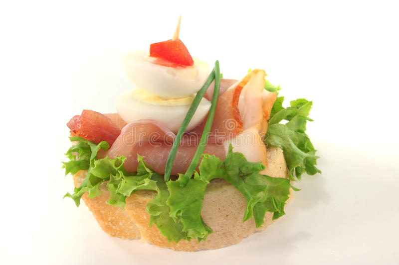 Download Canape stock photo. Image of food, oeuvres, entree, snacks - 22802944