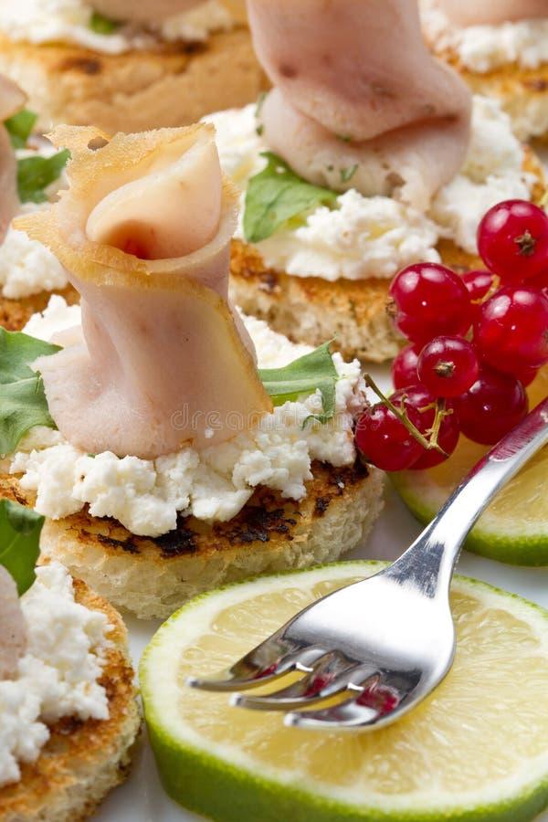 canape swordfish obrazy royalty free