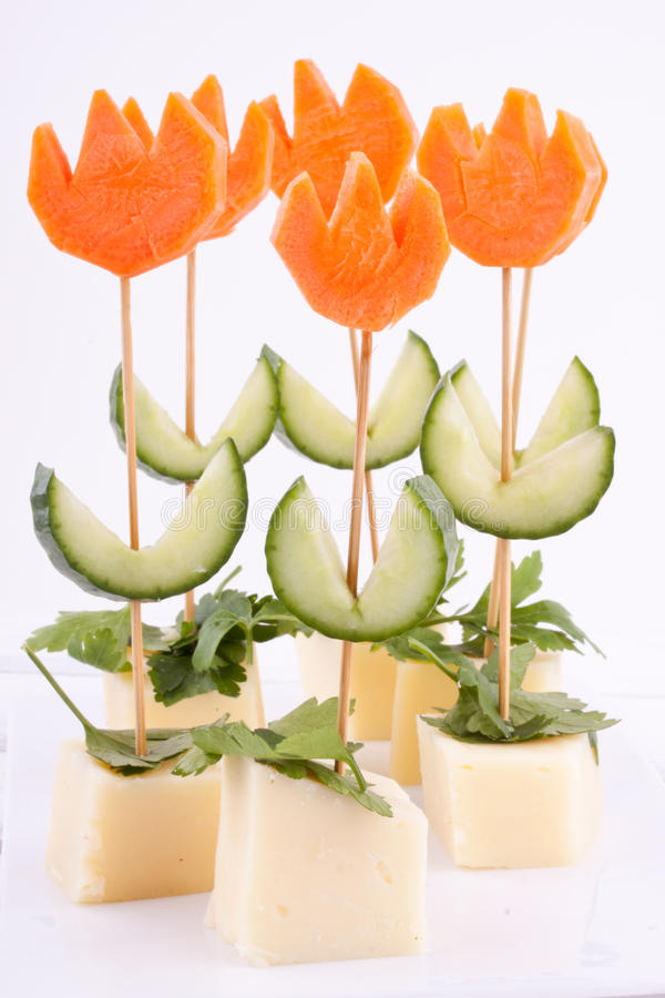 Canapes images stock
