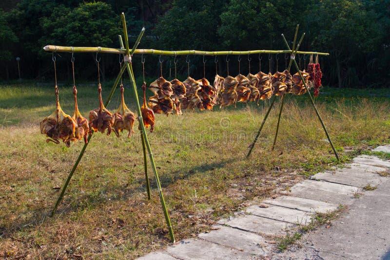 Canard et viande préservés photos libres de droits